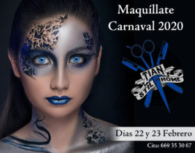 MAQUILLAJES CARNAVAL 2020