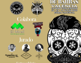 Concurso de Barbas Valencia Tattoo Convention